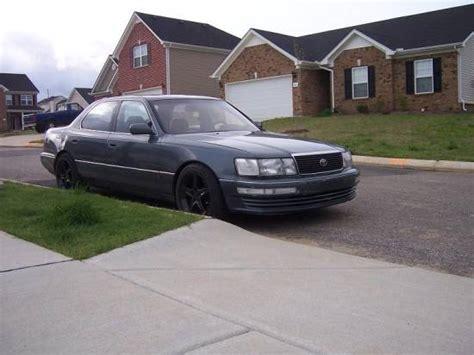 lexus ls400 modified 1991 lexus ls400
