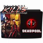 Marvel Folder Icon Deadpool Kills Universe Deviantart