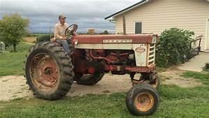 Farmall Ihc 460 Gas Tractor