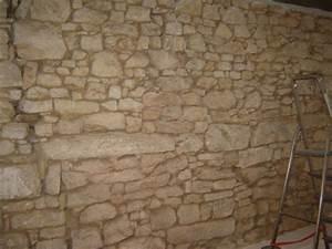 Comment Faire Enduit Imitation Pierre : faire r apparaitre la pierre apparente sous enduits et ~ Melissatoandfro.com Idées de Décoration