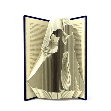 book folding pattern bride  groom  folds tutorial