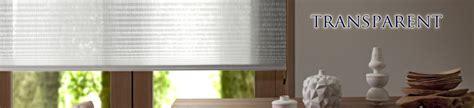 Plissee Rollo Transparent by Plissees Transparent