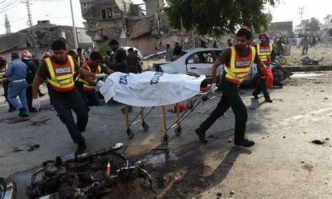 Man killed in Rawalpindi bomb blast - Pakistan - DAWN.COM