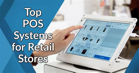 pos systems  retail stores