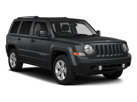 jeep patriot 2017 high altitude new 2017 jeep patriot high altitude edition 4x4 leather