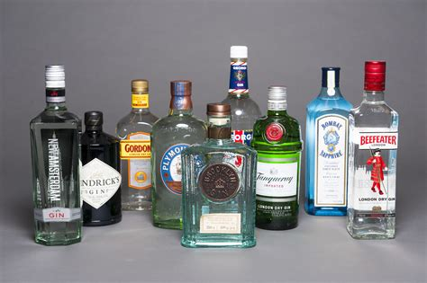 Best Gin In The World What Are The Best Brands Of Gin Thingsmenbuy
