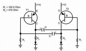 simple blinking led circuit 5 steps with pictures With 2 way switch flickering