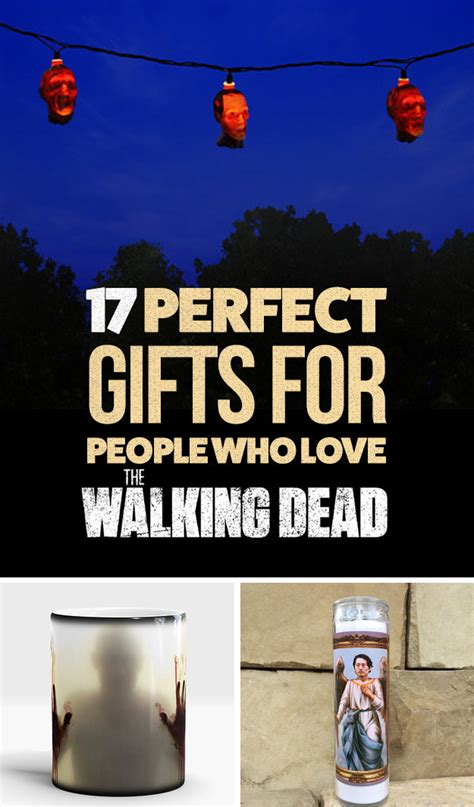 gifts for walking dead fans 17 perfect gifts every walking dead fan needs in their life