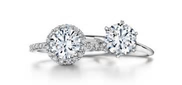 2 carat engagement ring what does a 2 carat engagement ring look like ritani