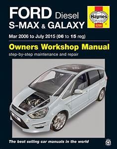 Ford S-max  U0026 Galaxy Diesel  Mar  U0026 39 06