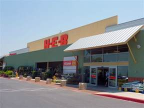HEB Store Locations in Texas