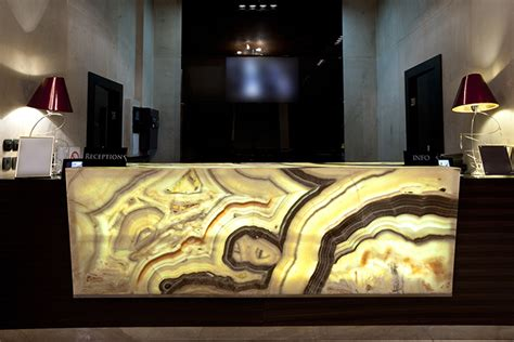 granite marble  onyx backlighting  led strip