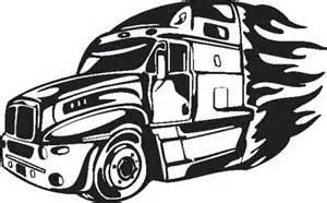 Semi Truck Decals Stickers