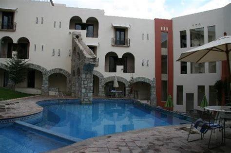 quinta las alondras hotel desde  guanajuato mexico