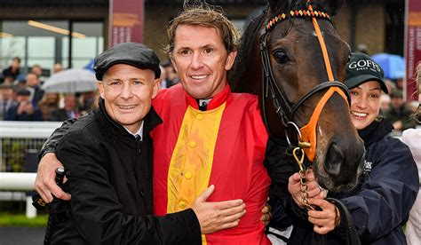 AP McCoy 'Spent A Lot Of Time Crying' At Loss Of Pat Smullen