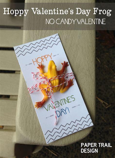 Free Printable Frog Valentine Card