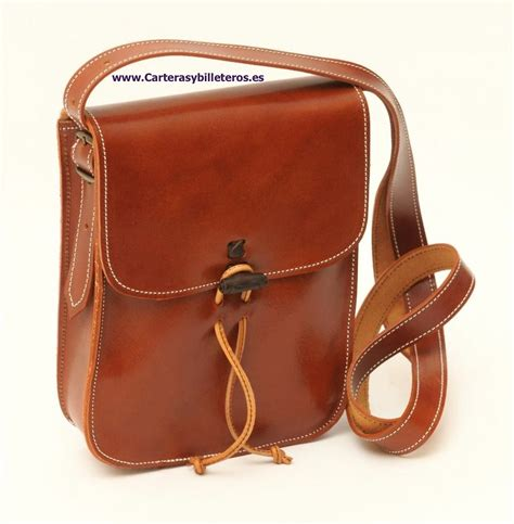 cuero bags leather bag small unisex