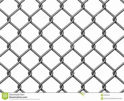Fence Chain Link Clipart Background Metal Wire
