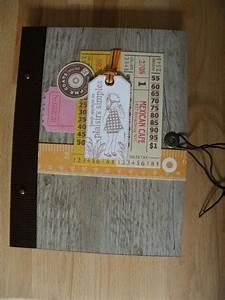 mini album couverture parquet scrapavivine With parquet plastifié