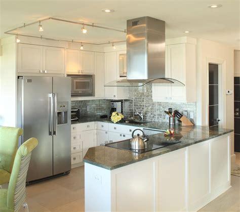 stainless steel kitchen backsplash charleston condo kitchen remodel style with track