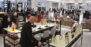 Department Stores Make Themselves Over In Beauty Battle