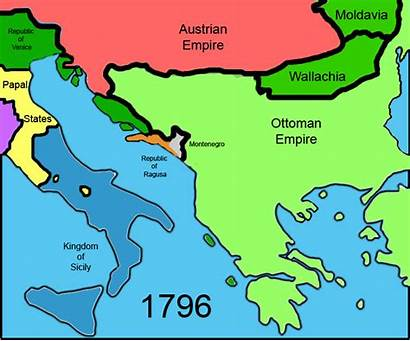 Wikipedia Balkanization Balkans 1800 Animation History Modern