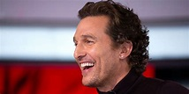 Matthew McConaughey Discusses The Very Moment He Realized He'd Made It In Hollywood! | Celebrity ...