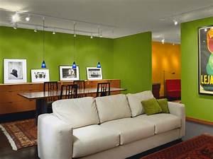 salon moderne couleur With les couleurs du salon
