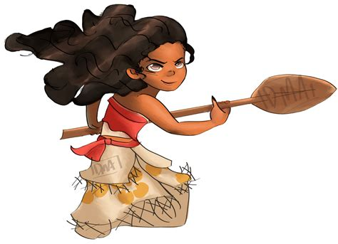 Moana By Ponyo-hopeless On Deviantart