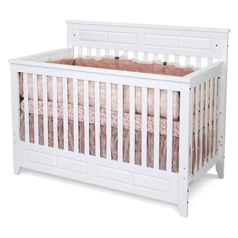 white convertible cribs child craft logan lifetime 3 in 1 convertible crib white