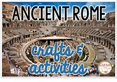 Glitter in Third: Crafts & Activities for Ancient Rome