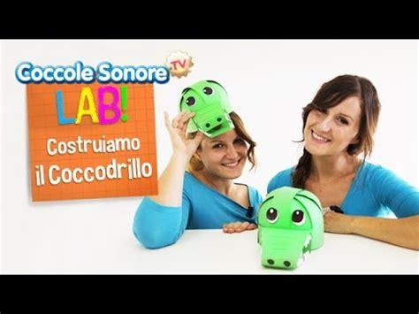 costruiamo il cappello del coccodrillo coccole sonore lab youtube