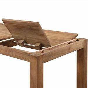 Table Extensible Salle A Manger : table extensible plus d 39 espace invit s 25 photos sympas ~ Teatrodelosmanantiales.com Idées de Décoration