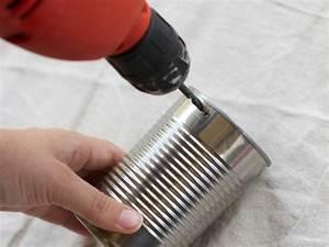 Barre Pour Ustensile Avec Crochet : 1001 tutoriels et id es de recyclage bo te de conserve ~ Edinachiropracticcenter.com Idées de Décoration
