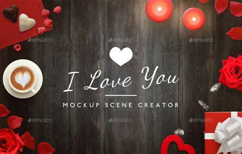 love mockup scene creator  rsplaneta graphicriver