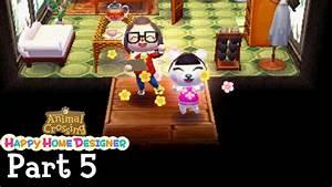 Animal Crossing Happy Home Designer Youtube Animal Crossing Happy Home Designer Part 5 A Resort For