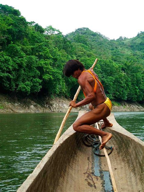 Canoes This In Panama by Chagres National Park Ecocircuitos Panama Travel