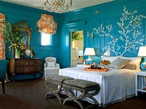 blue  teal bedroom decor ideas