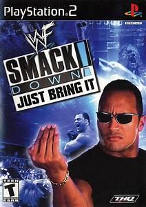 Games Cracks n Movies: WWF SmackDown! Just Bring It Ps2 (PAL)