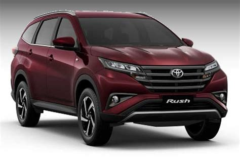 The Toyota Rush Sets the Standard | CarGuide.PH | Philippine Car News, Car Reviews, Car Prices
