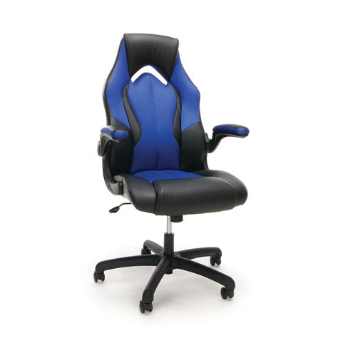racing style leather gaming chair