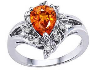 orange wedding rings sapphire jewelry and rings for sale