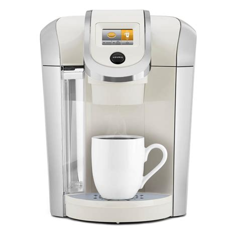 It boasts of a sleek appearance that strikes as attractive. Keurig K425 Plus Single Serve Coffee Maker-119287 - The Home Depot