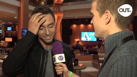 Måns Zelmerlöw about Gay Gossip - YouTube