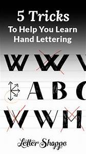 1000 ideas about hand lettering on pinterest With best hand lettering books for beginners