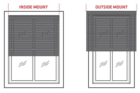measuring for blinds standard sizes for blinds how to measure your window for