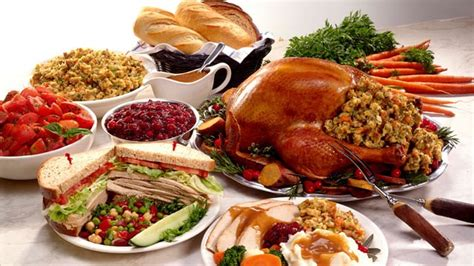 thanksgiving meal thanksgiving dinner 2011 why diets fail abc news
