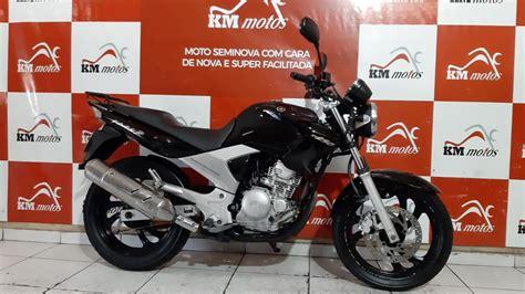 Yamaha Fazer ys 250 2008 Preta | KM Motos | Sua Loja de ...