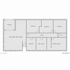 plan maison 150m2 With plan appartement 150 m2 7 plan maison moderne 120m2