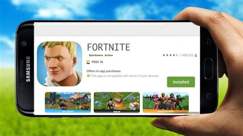 fortnite mobile android   fortnite app android